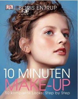 Das neue Buch von Boris Entrup: 10 Minuten Make-up