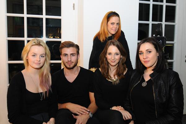 Die Visagistenschule aus Frankfurt bei den Jupiter Awards